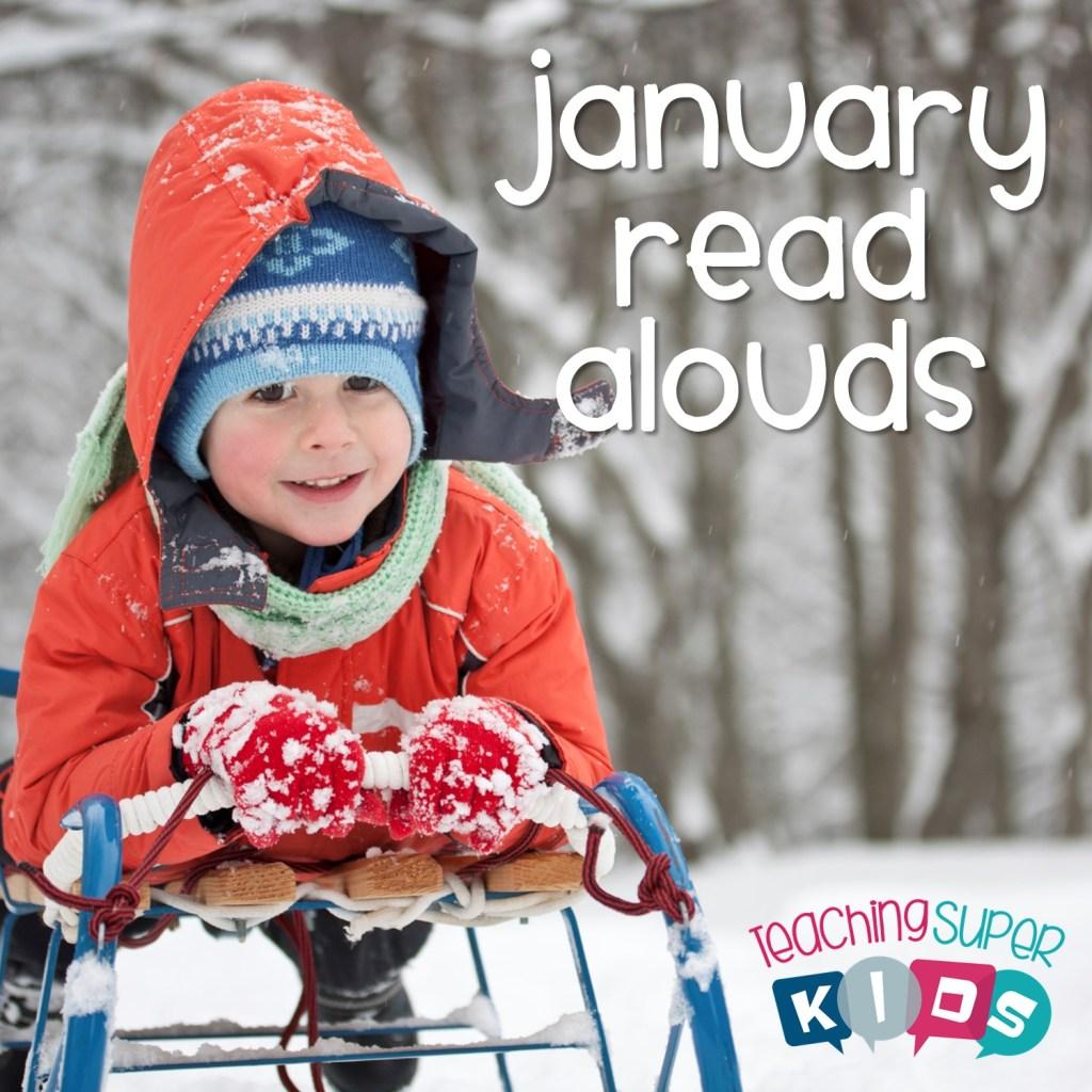 January Read Alouds