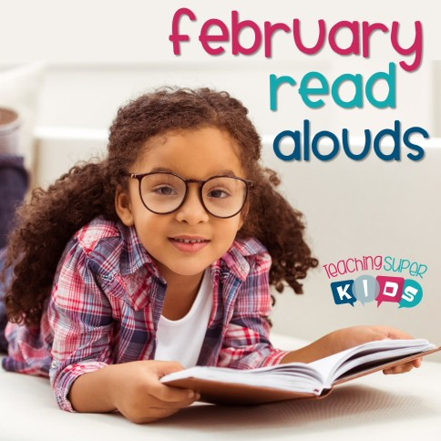 February Read Alouds