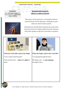 Final Frontier lesson sample