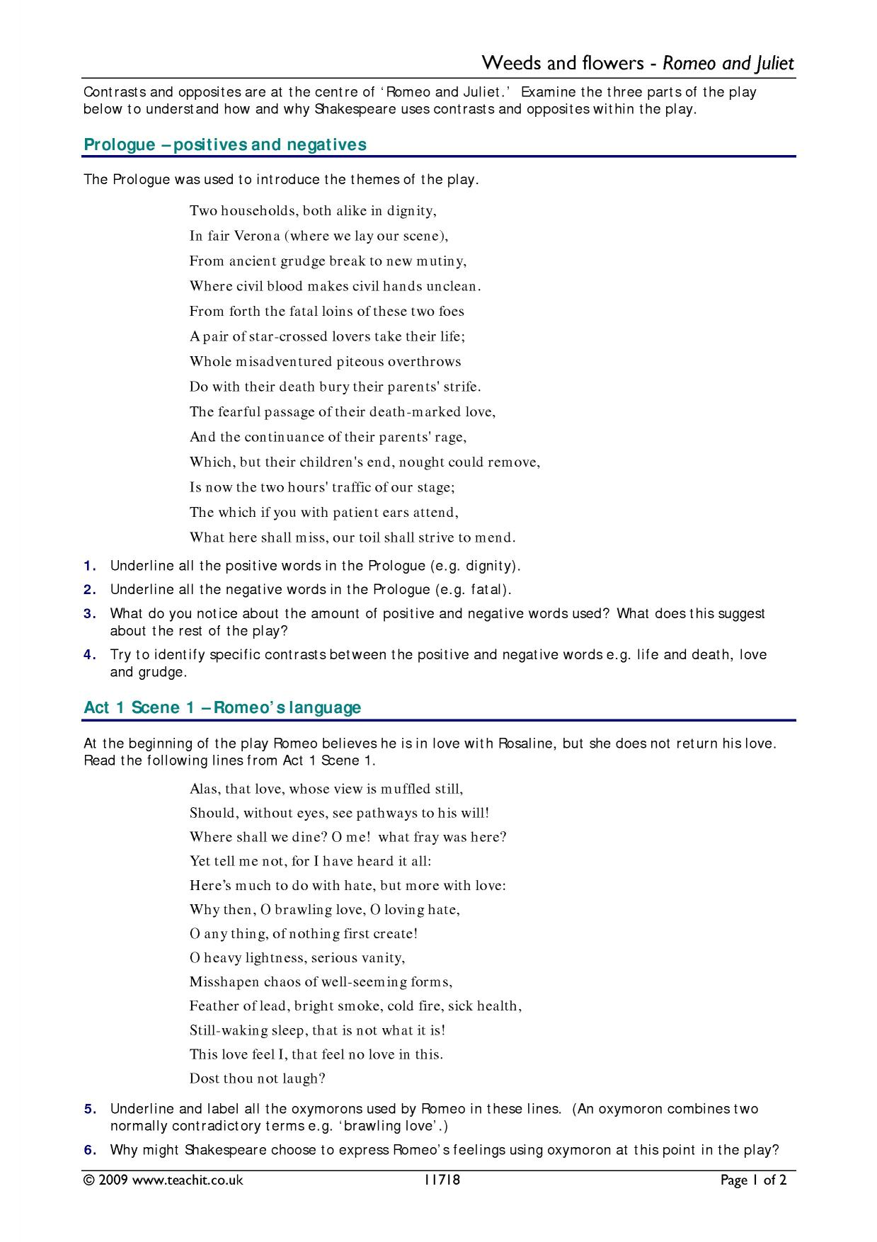 Julius Caesar Vocabulary Act 1 Worksheet Answers