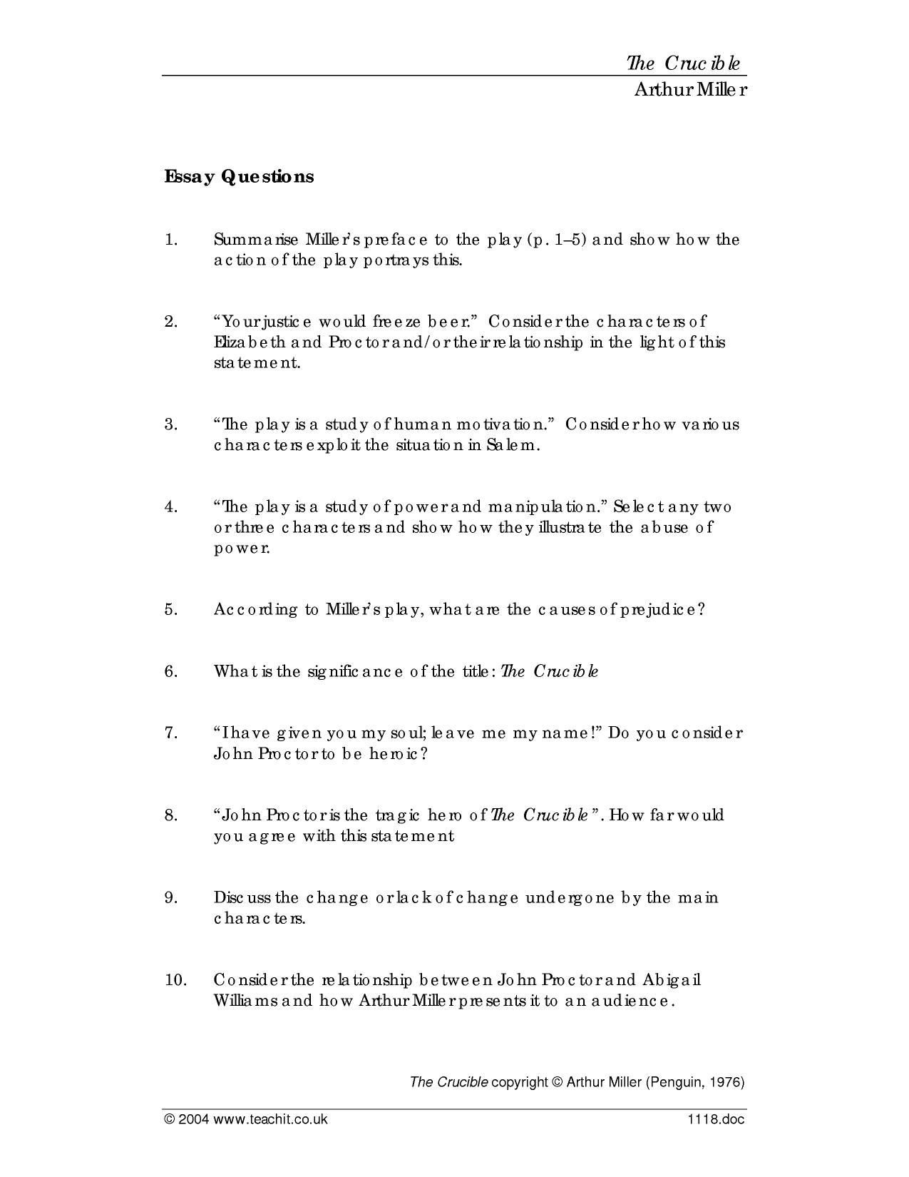 Comma Worksheet Questions And Answers