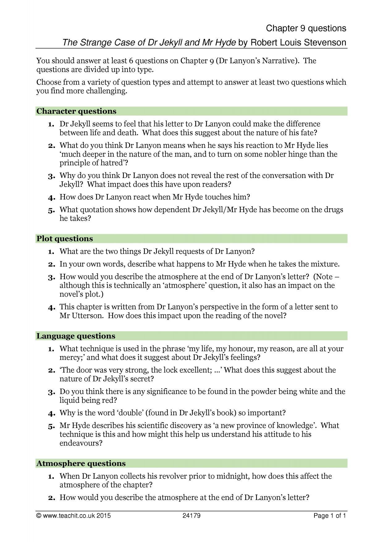 Mla Format Practice Worksheets