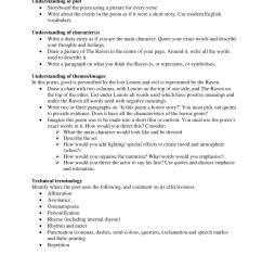 Assonance Worksheet   Printable Worksheets and Activities for Teachers [ 1754 x 1239 Pixel ]