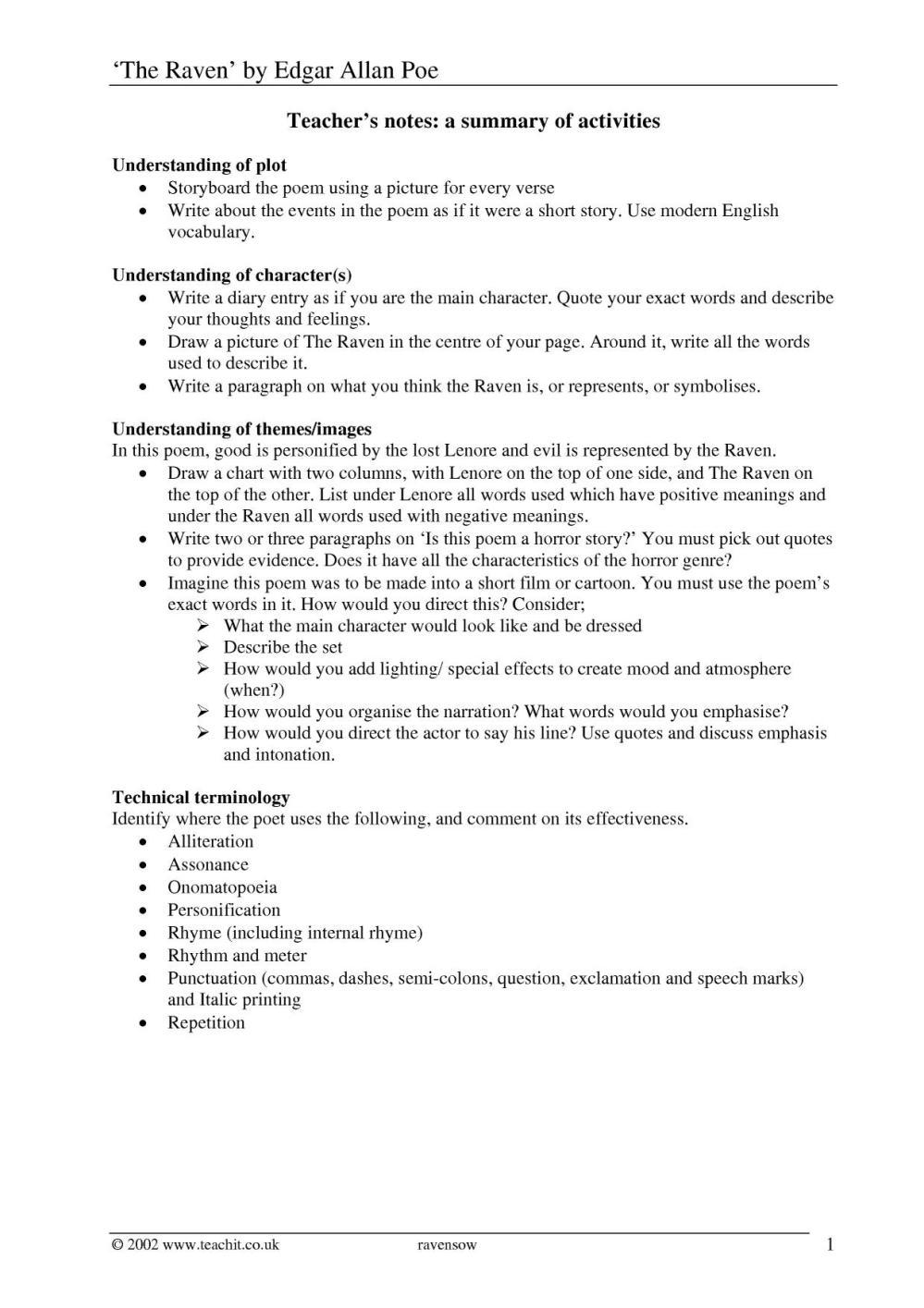 medium resolution of Assonance Worksheet   Printable Worksheets and Activities for Teachers