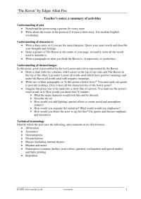 worksheet. The Raven Worksheet. Carlos Lomas Worksheet For ...