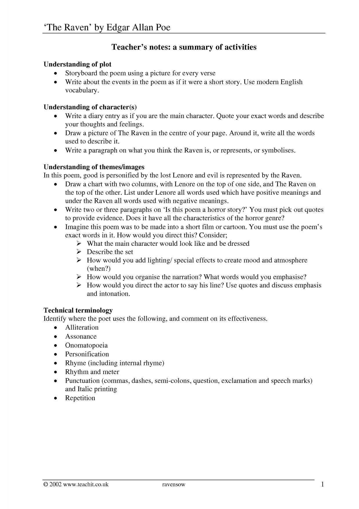 hight resolution of Assonance Worksheet   Printable Worksheets and Activities for Teachers