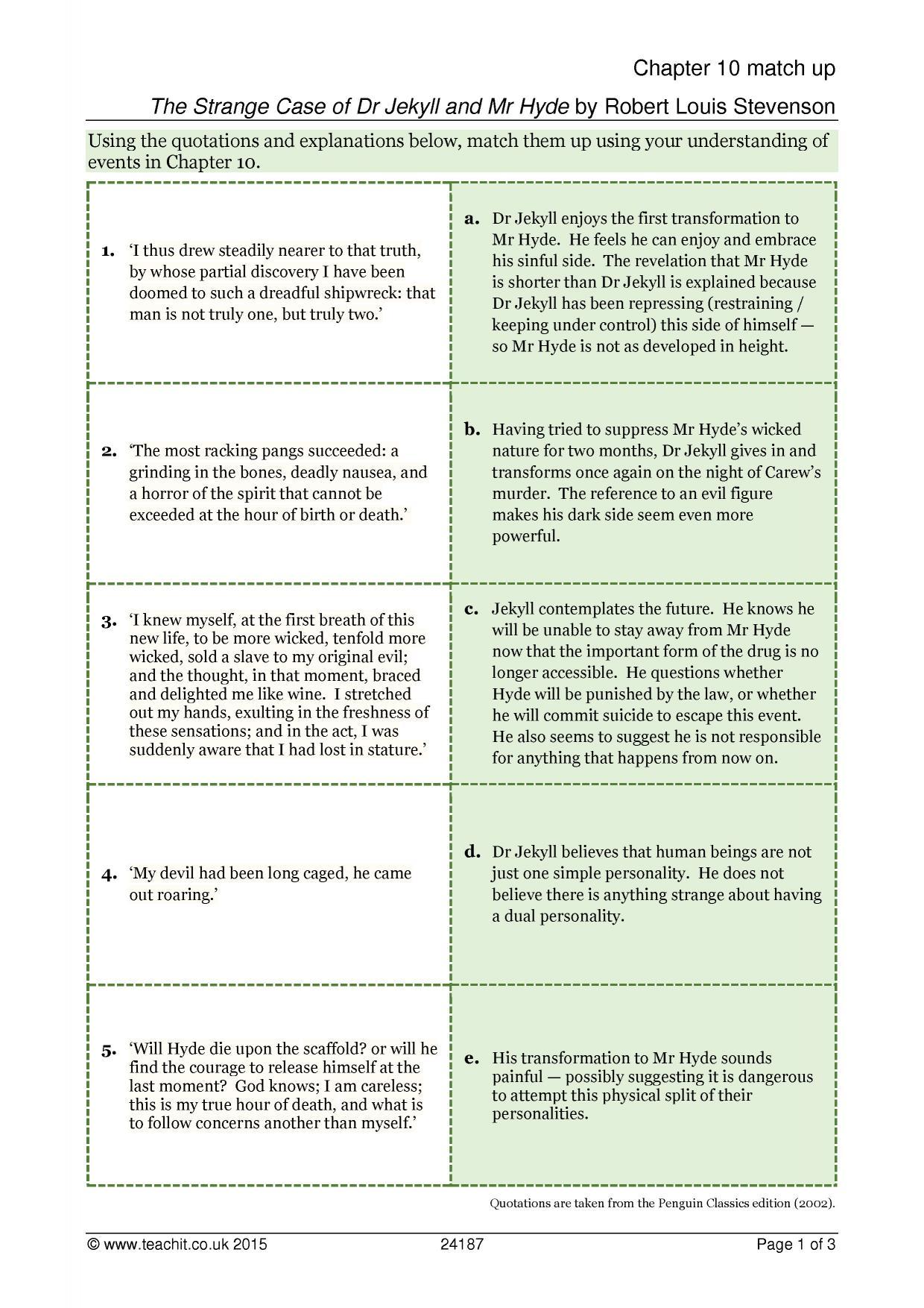 Well Vs Good Worksheet
