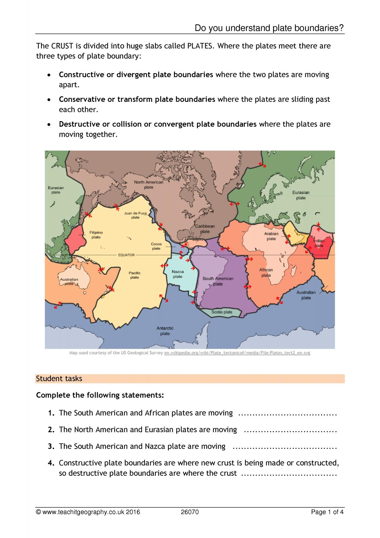 Teachit Geography