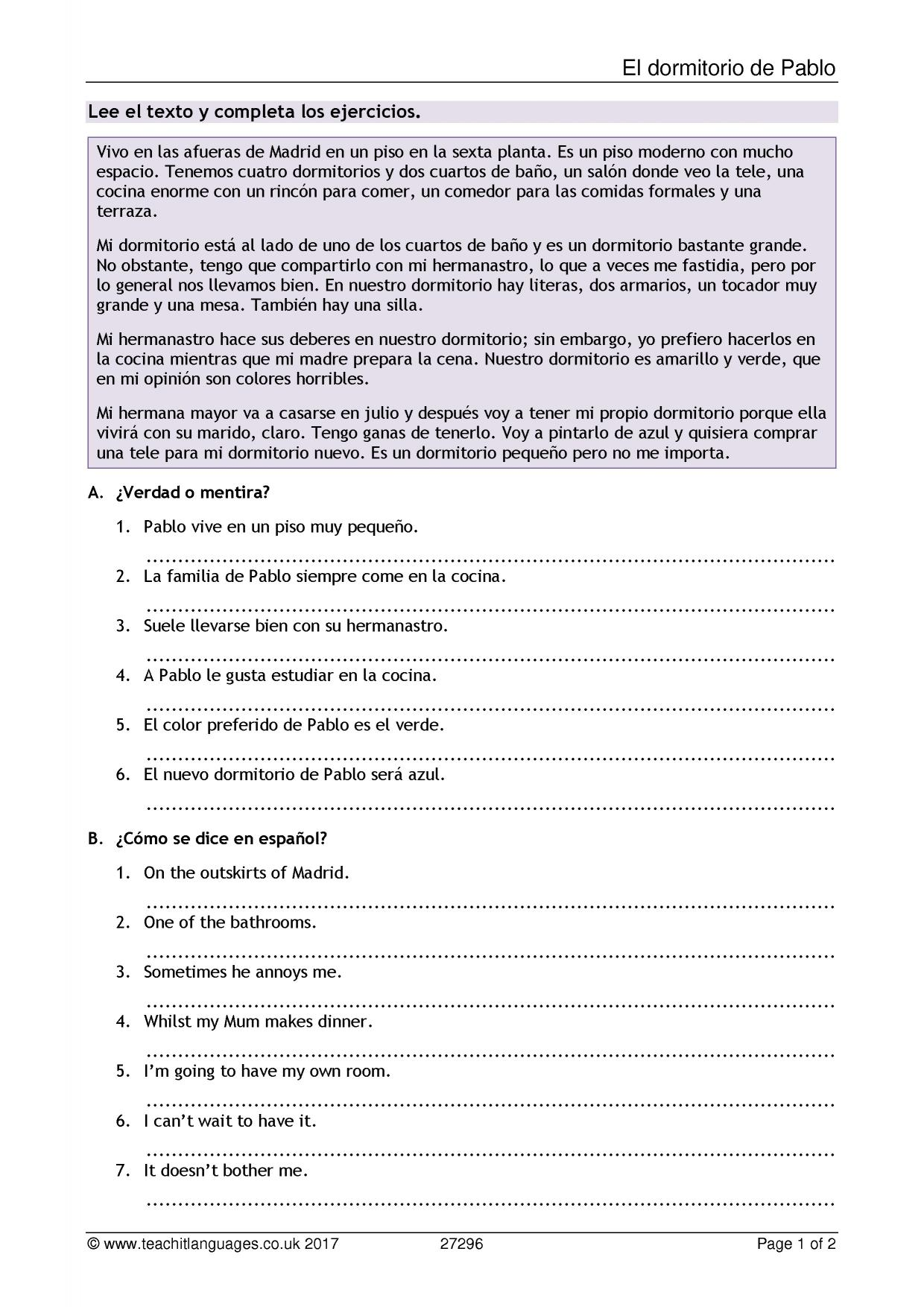 Worksheet La Familia Worksheets Grass Fedjp Worksheet Study Site
