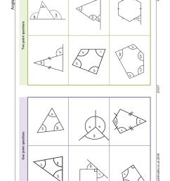 Angles – angles in polygons   Teachit Maths [ 1754 x 1240 Pixel ]