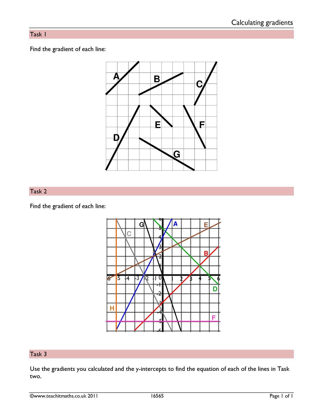 Calculating Gra Nts