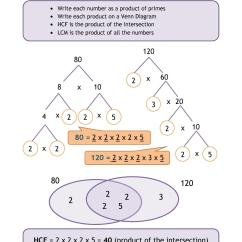 Hcf And Lcm Using Venn Diagrams Grx Tvi Wiring Diagram Ks3 Number Properties Teachit Maths 1 Preview