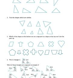 32 Congruence And Similarity Worksheet With Answers - Worksheet Resource  Plans [ 1754 x 1240 Pixel ]