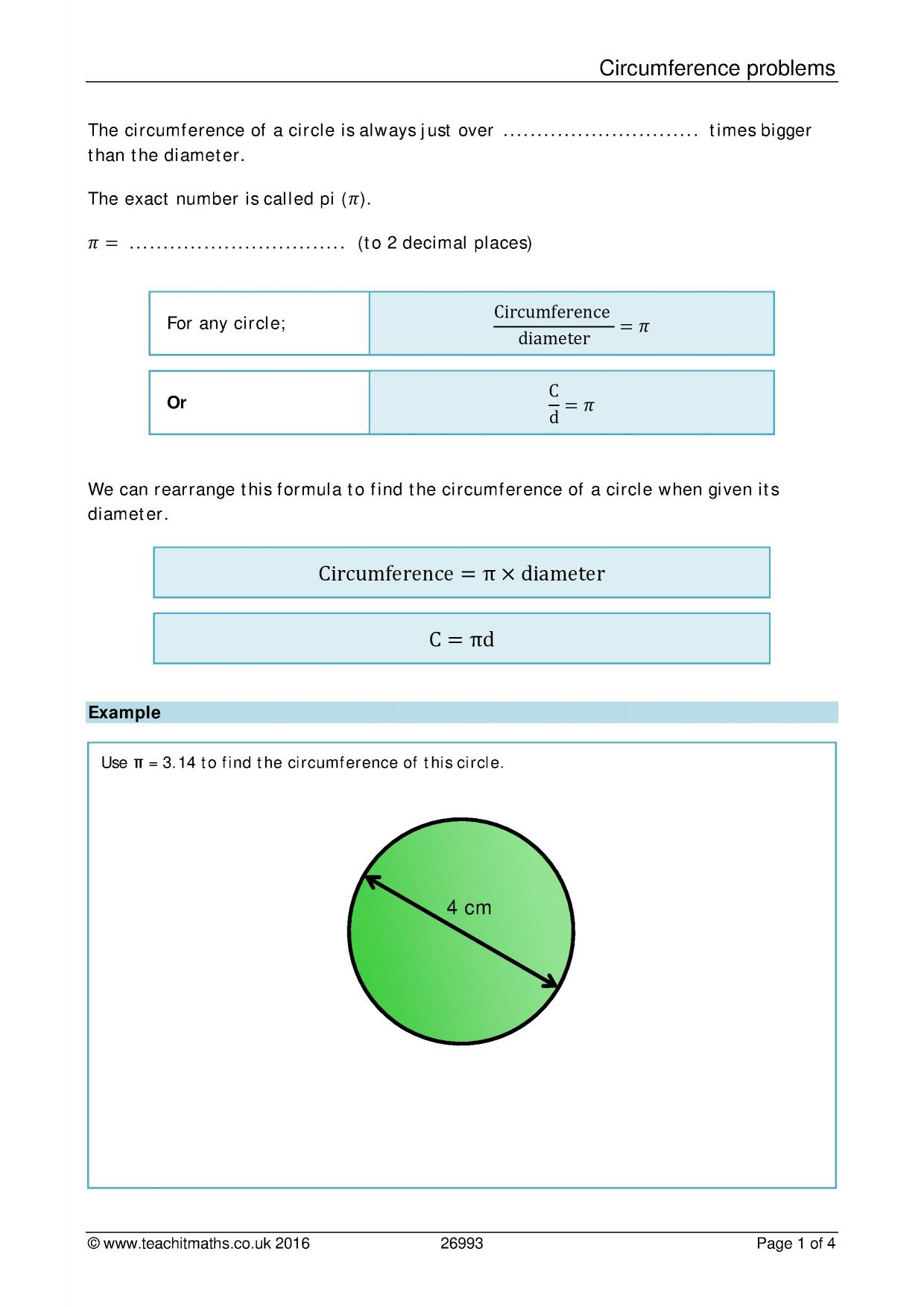 Ks3 Ks4 Maths Worksheet