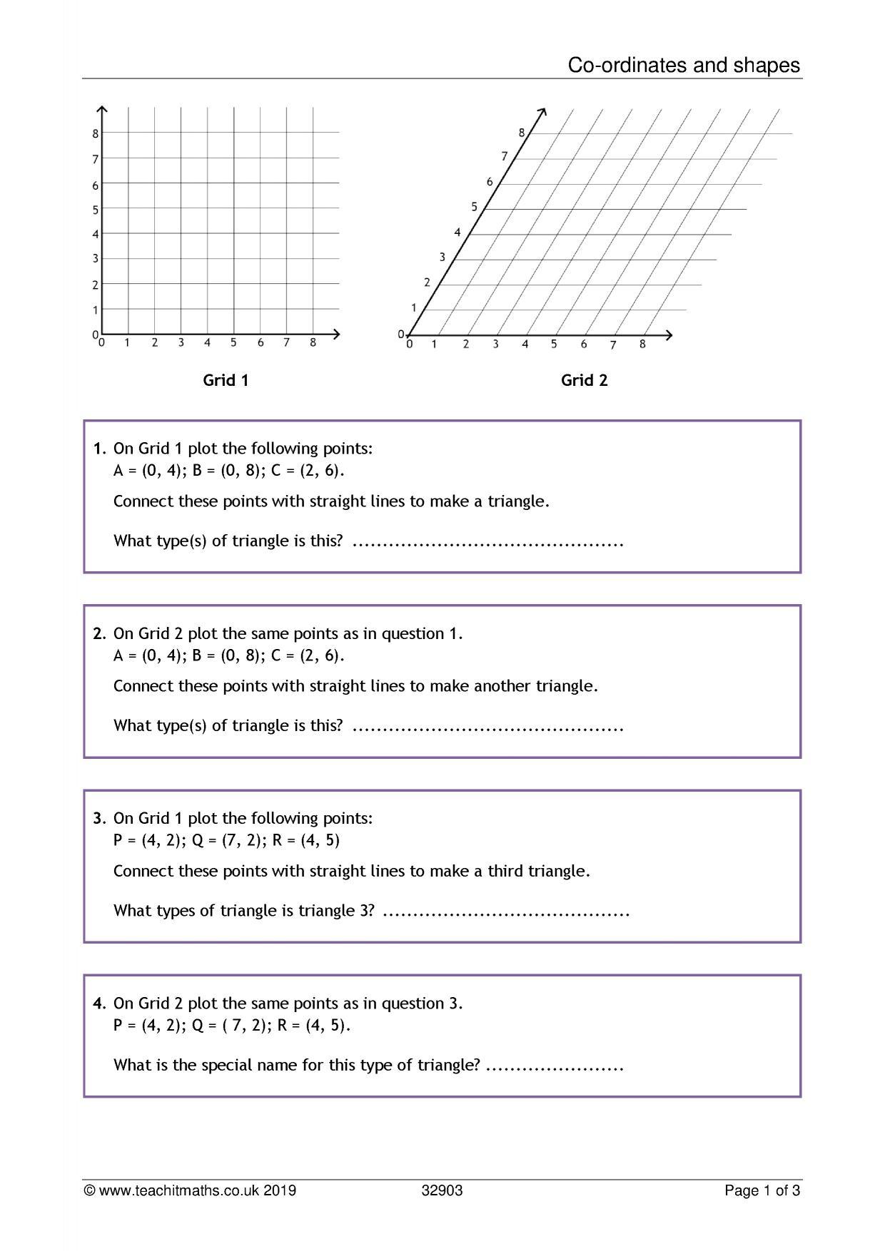 Ks4 Algebra