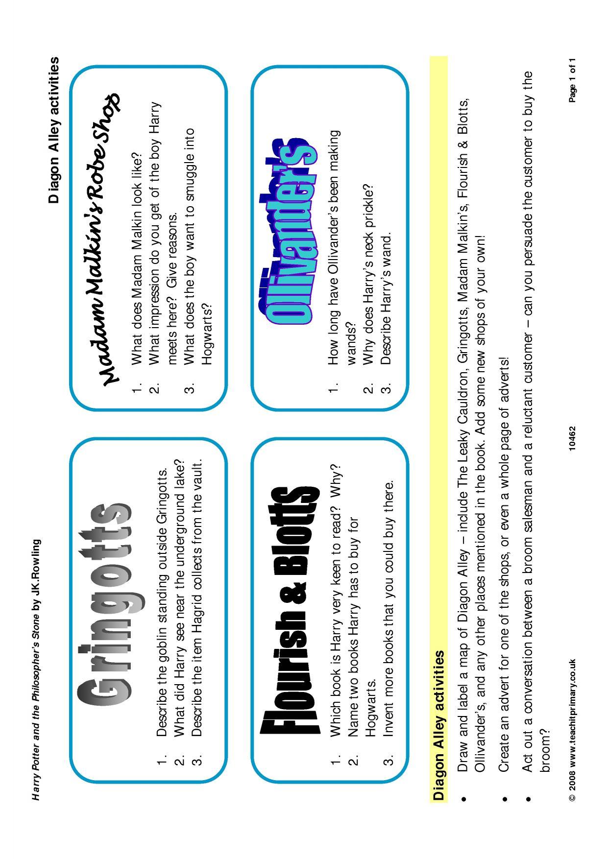Ks2 Reading Comprehension Resources