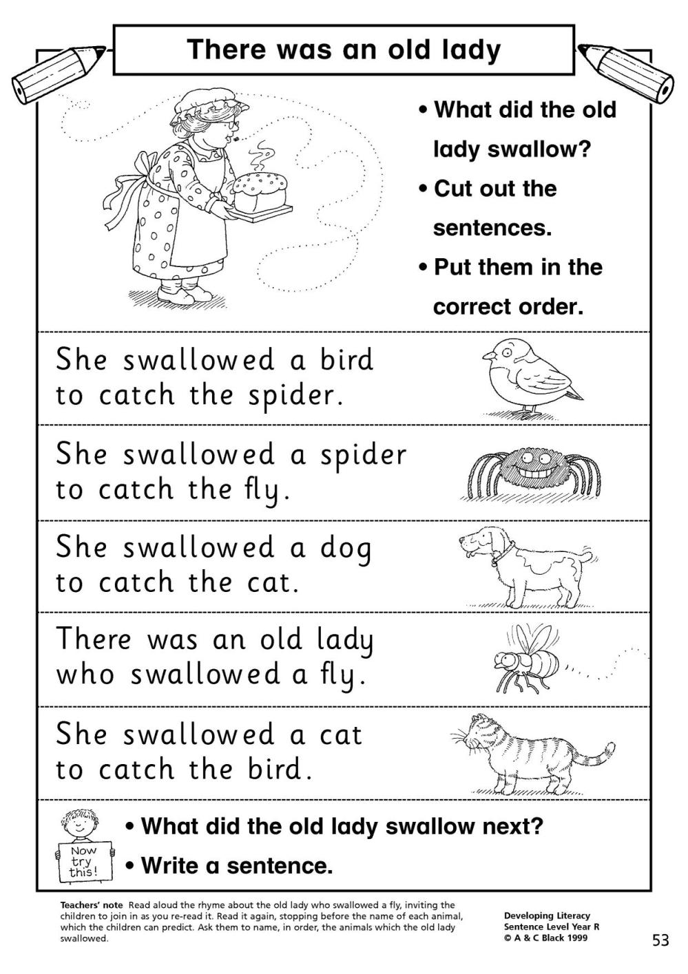 medium resolution of EYFS   KS1   KS2   Simple sentences   Teachit Primary