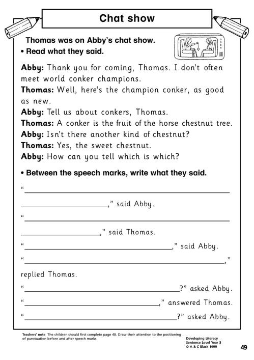 small resolution of Direct And Indirect Worksheet   Printable Worksheets and Activities for  Teachers