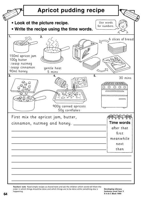 small resolution of EYFS   KS1   KS2   Instructions   Teachit Primary
