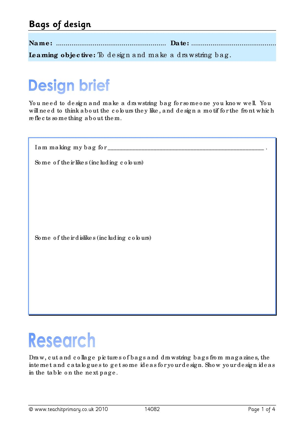 Primary Design Technology Resources Dt Teaching Resources