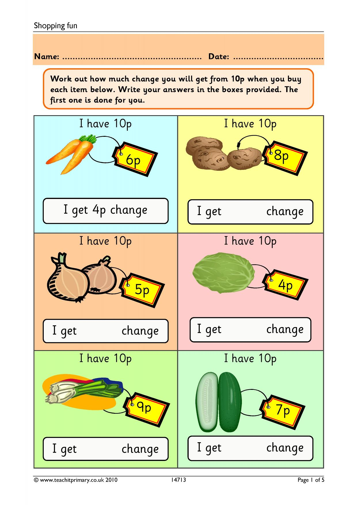 Ks1 Teaching Resources For Measurement