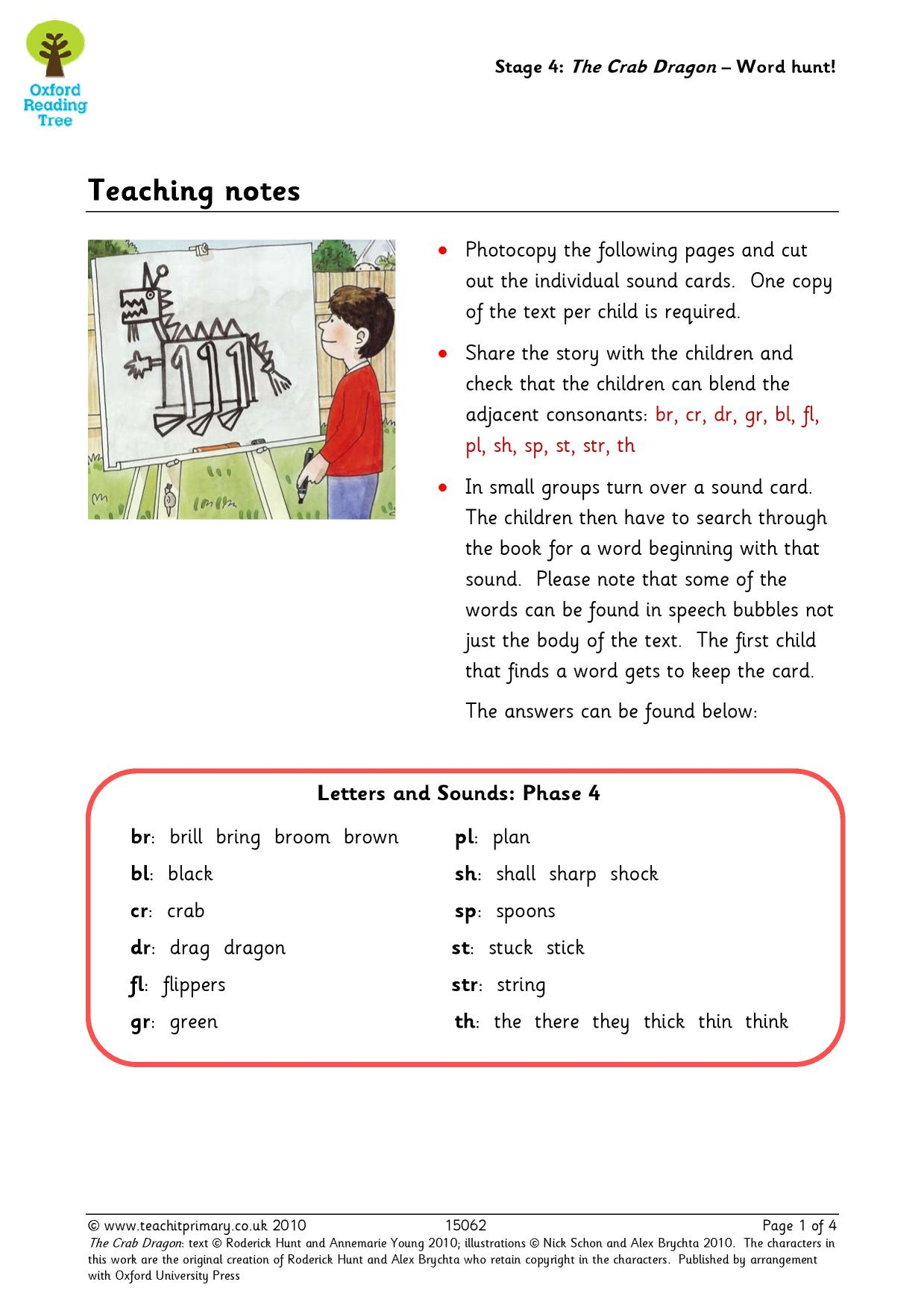 Teach Child How To Read Phase 4 Phonics Planning Eyfs