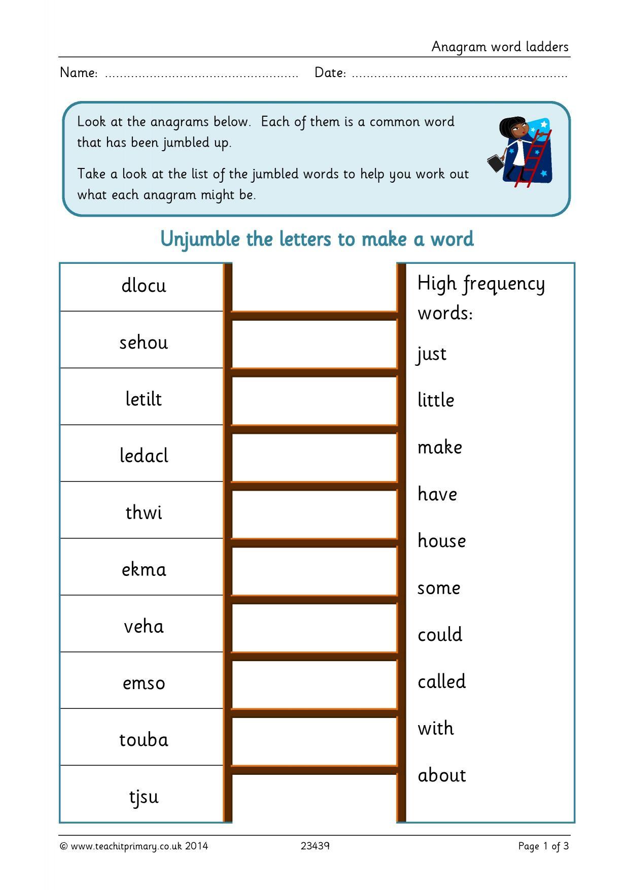 Silent Letter Ks2 Worksheets