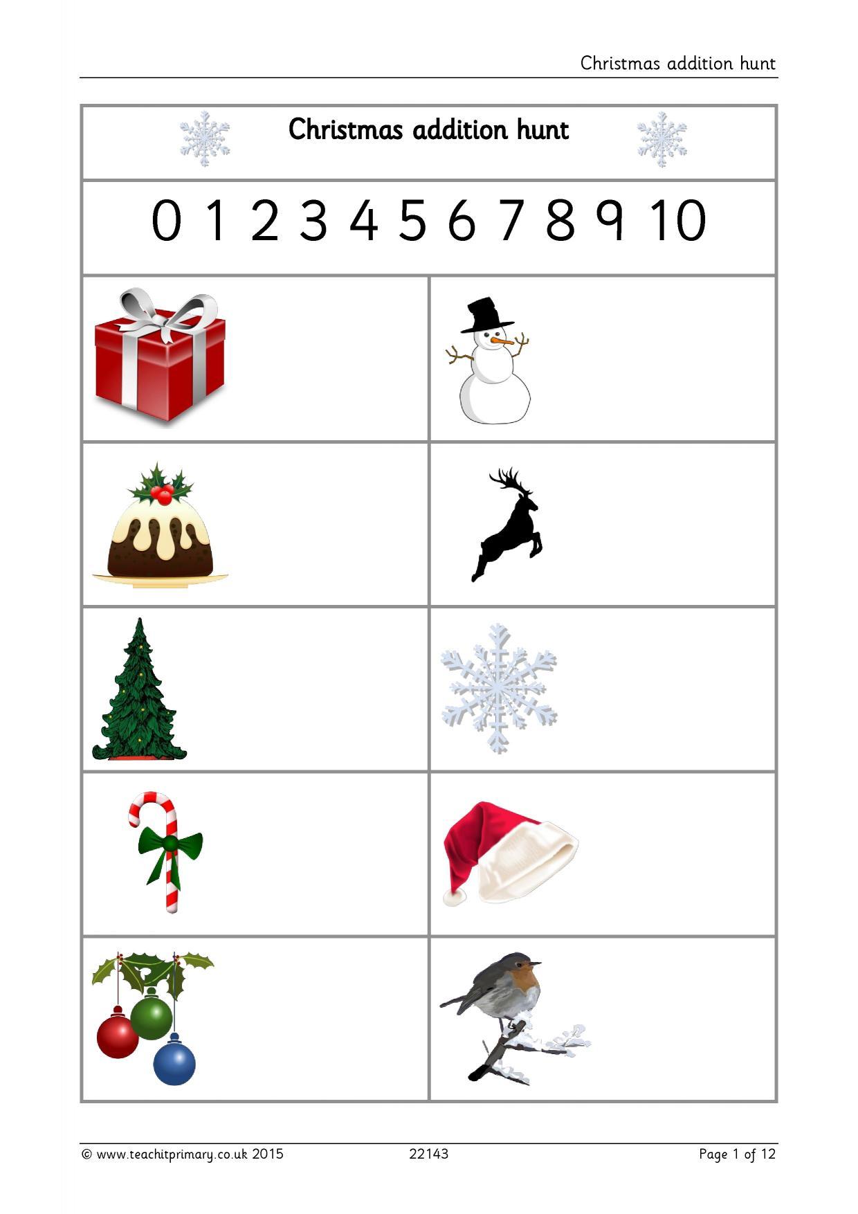 Christmas Money Worksheets Uk Free Eyfs Handwriting