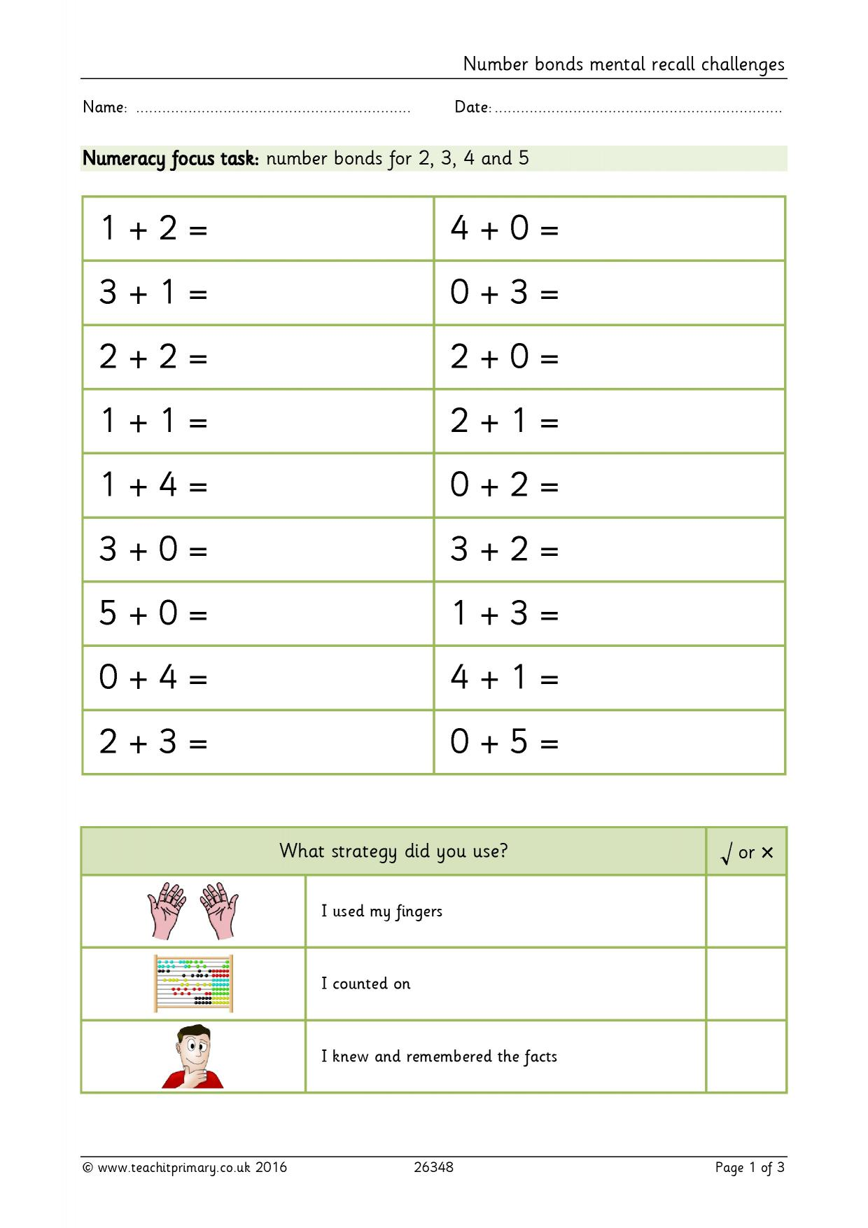 Addition And Subtraction The Basics
