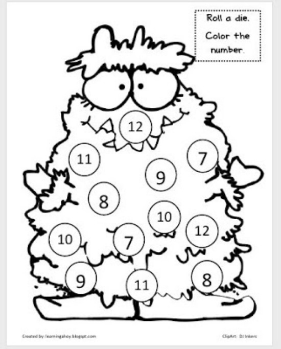"""Search Results for """"Color By Number Winter Addition"""