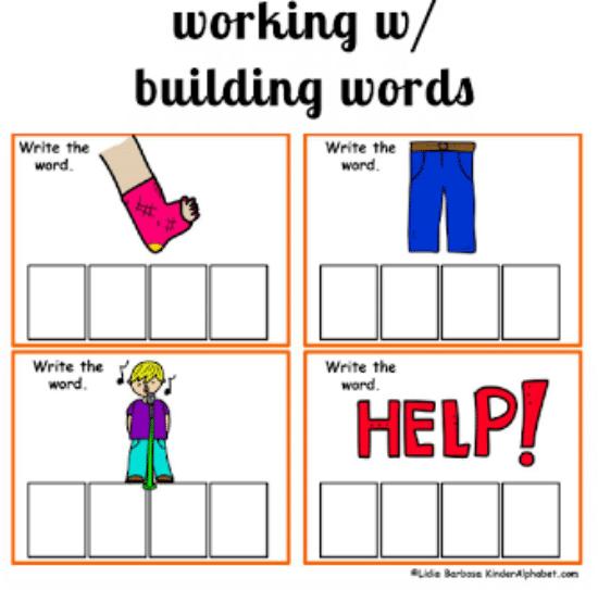 3 Ela Beginning Sounds And Blends Worksheets