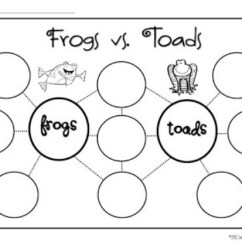 Frog And Toad Venn Diagram 7 Rv Plug Wiring Lobel Free For You 25 Easy Ideas Activities Teach Junkie Vs Story Printables
