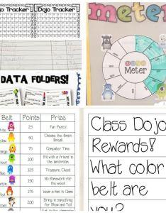 amazing class dojo printables and ideas tracking points teach junkie also rh teachjunkie