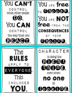 Classroom attitude posters collection free teach junkie also poster sets and fantastic rh teachjunkie
