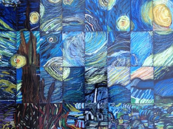 Collaborative Art Projects Van Gogh