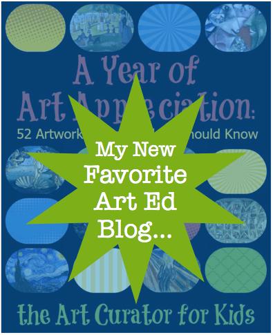 My New Favorite Art Ed Blog