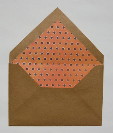 Easy DIY Handmade Envelopes to fit any size card!