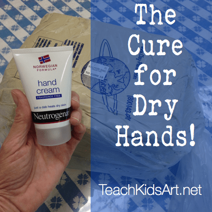 The Cure for Dry Hands!