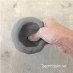 Ceramic Pot of Gold step 2