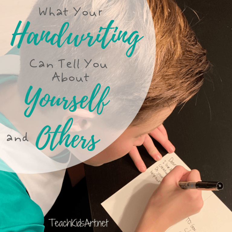 What Your Handwriting Can Tell You About Yourself and Others