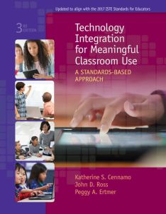 Technology Integration for Meaningful Classroom Use. Third Edition.