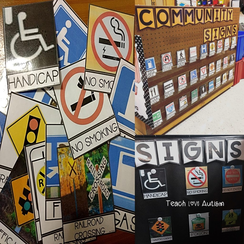 How To Teach Community Signs In The Classroom
