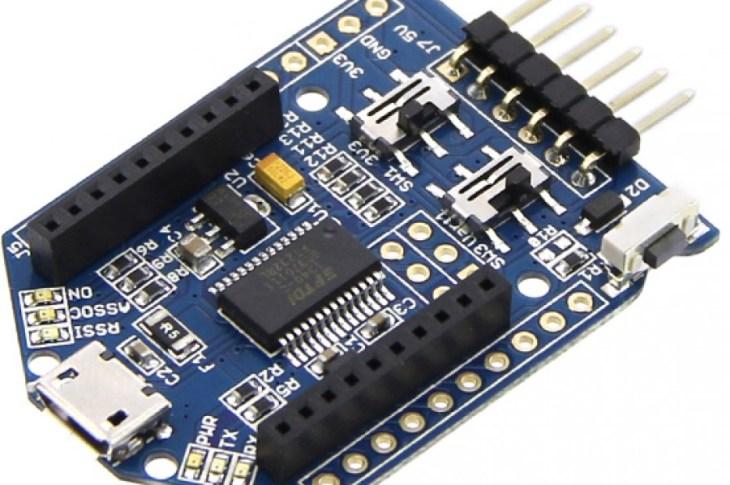 arduino usb serial converter