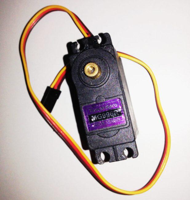 Arduino Servo MG996R