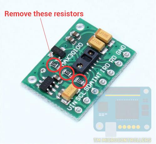 Arduino MAX30100 troubleshoot