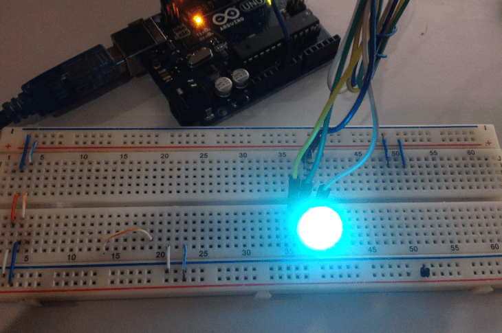 arduino rgb led tutorial