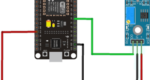 flame sensor project