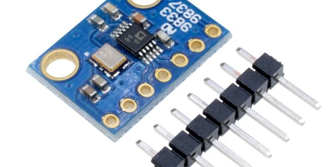 Arduino AD9833 signal generator
