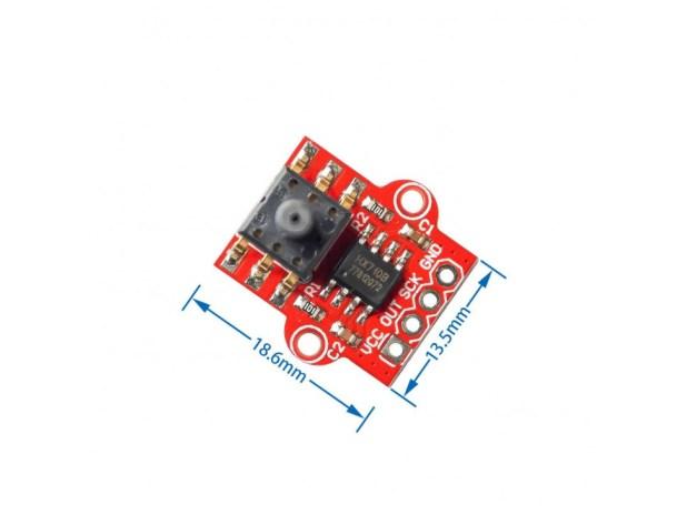 MPS20N0040D Arduino pressure sensor dimension