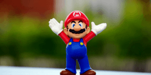 Money Management Mario